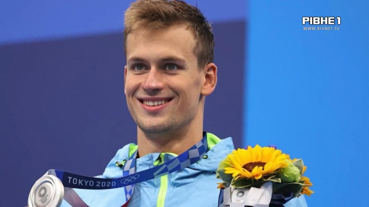 Як рівненського призера Олімпіади зустрічатиме його сім`я? (ВІДЕО)
