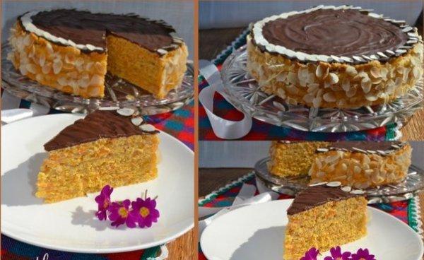 Постный торт рецепты с фото