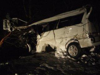 На Рівненщині водій не впорався з керуванням і в'їхав у дерево