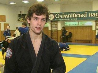 Днями Рівне відвідав іменитий спортсмен Чезарек Стефанчук із Польщі