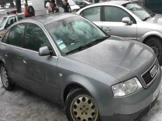 У Рівному зупинили автомобіль «Ауді А6» з підробленим свідоцтвом про реєстр ...