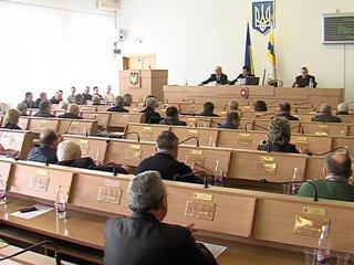 Обласна рада - єдиний легітимний орган державної влади на території Рівненщ ...