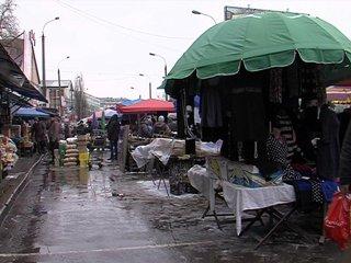 У Рівному на Моріоні повстали вуличні торговці