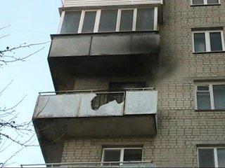 Через паління сусідів  у Рівному мало не згоріла квартира