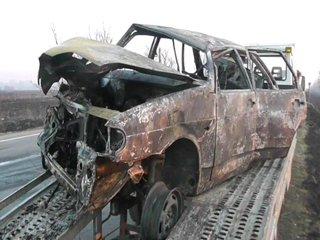 На Рівненщині сталося ДТП за участю 5 автомобілів
