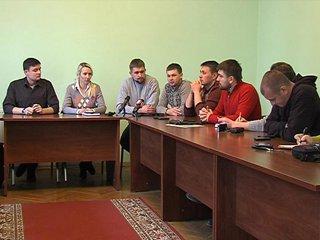Рівненські громадські активісти вимагали докорінно змінити систему влади
