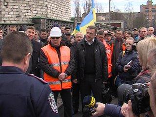 Начальник Рівненської обласної державтоінспекції залишиться на свої посаді
