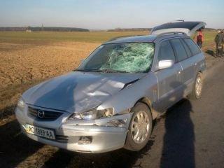 На Рівненщині під колеса автомобіля потрапила 16-річна дівчина