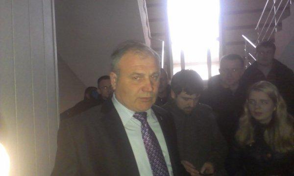 Громада Рівненщини не признає нового начальника УМВС, якого