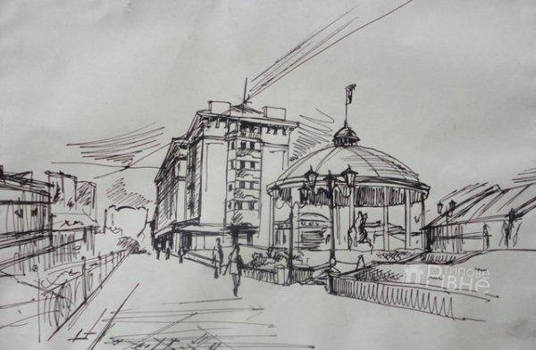 Мальоване Рівне. Як зображують рідне місто художники? [ФОТО]
