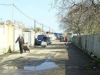 У Рівному виник земельний конфлікт поблизу ринку Дикого