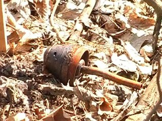 На Рівненщині підліток підірвався на снаряді