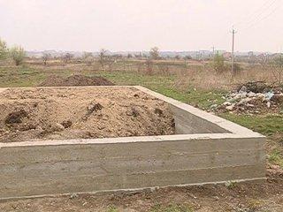 Рівненський  підприємець зводить будинок для сім'ї загиблого героя