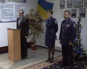 На Рівненщині правоохоронці отримали дипломи