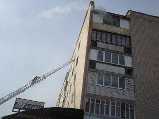 У Рівному на пожежі згорів 38-річний чоловік