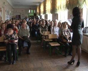 Працівників Рівненської української гімназії скорочувати не будуть