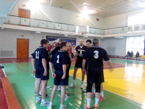 Фінішував Чемпіонат Рівного з волейболу серед чоловіків