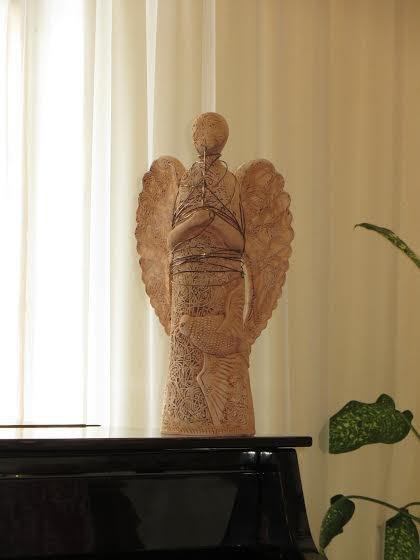 Рівненський скульптор оголошує благодійний аукціон для рятунку онкохворих д ...