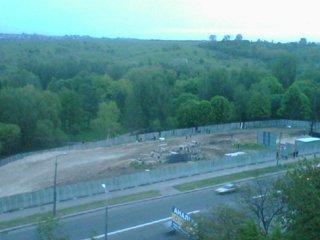 Скандальне будівництво на Пагорбі Слави у Рівному незаконне