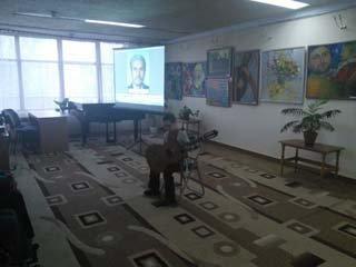 Родина Довгалюків презентувала у Рівному спільну виставку