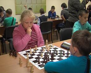 У Рівному змагались юні шахісти