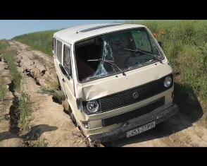На Рівненщині водій наїхав на двох пішоходів і втік