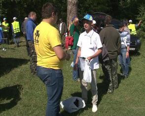 Волинянин виграв кубок зі спортивної рибалки на Рівненщині [ВІДЕО]