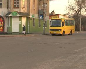 Водії та перевізники маршруток Рівненщини ще місяць будуть під пильним оком ...