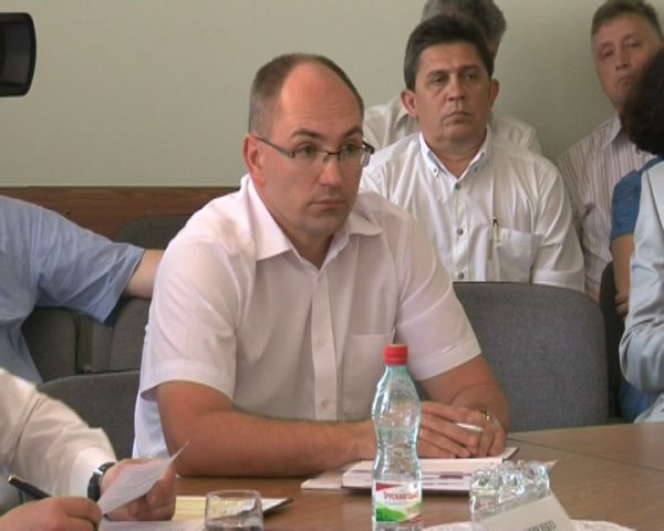 На засідання виконкому прийшов новий прокурор Рівного [ФОТО]