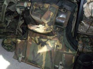 Рівненським військовим на Схід відправили іще 10 бронежилетів