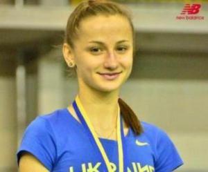 Рівненська спорстменка виборола золото на Чемпіонаті України з легкої атлетики