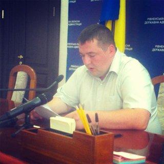Рибачок: інвестиції з РФ складають 6% від вкладеного в Рівненщину капіталу