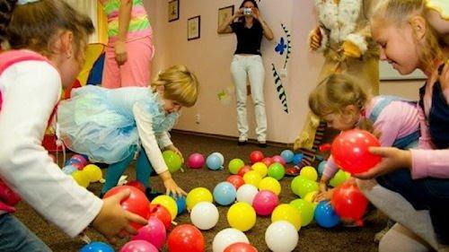 Какие конкурсы для детей в доу