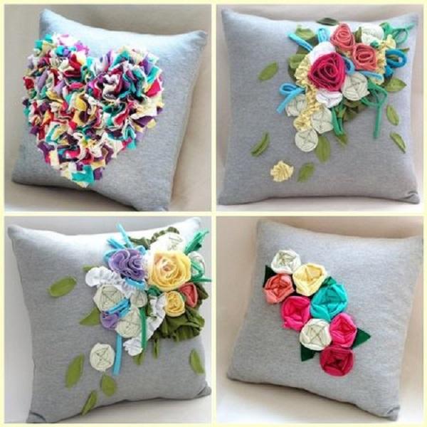 Дизайн на подушки своими руками 768