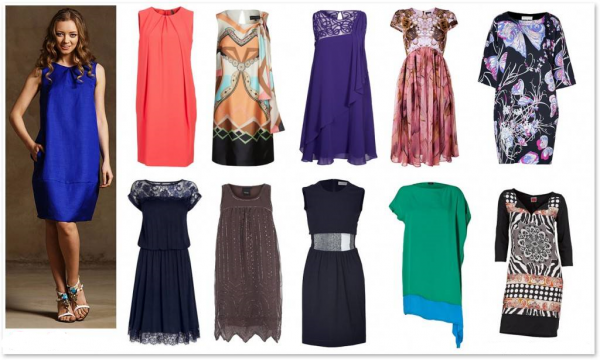 Як підібрати сукню відповідно до типу фігури . Краса. Телеканал ... a882f4d2ec9e3