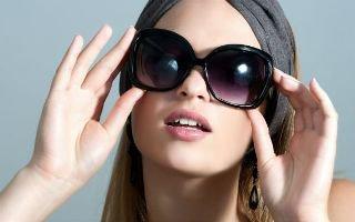 Сонцезахисні окуляри  обираємо правильно. Краса. Телеканал «Рівне 1» b4901c952297d