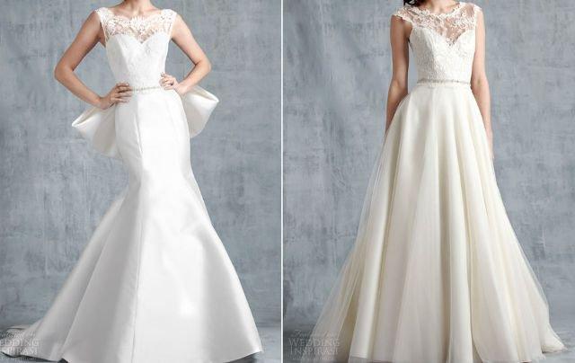 З яких тканин варто шити весільну сукню . Весільні новини. Телеканал ... 2fdc0ea16bb86