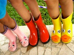 Гумові чоботи - калюж та дощу ми не боїмося!  ПОРАДИ У ВИБОРІ ... 6bb5accb6751d