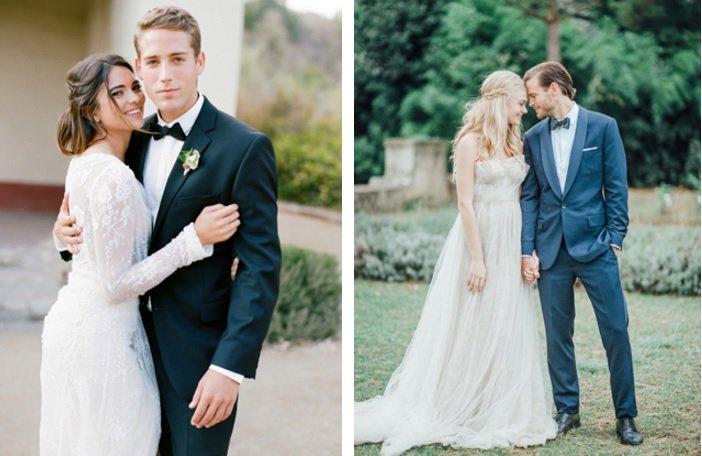 Весільний стиль - який обрати  . Весільні тренди. Телеканал «Рівне 1» fe0f607712a16