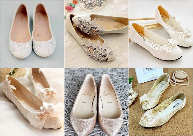 9cf75891e221e0 Вибирайте шкіряні моделі балеток, якщо хочете носити це взуття після весілля.  2.Вибирайте балетки з м'якою підошвою.