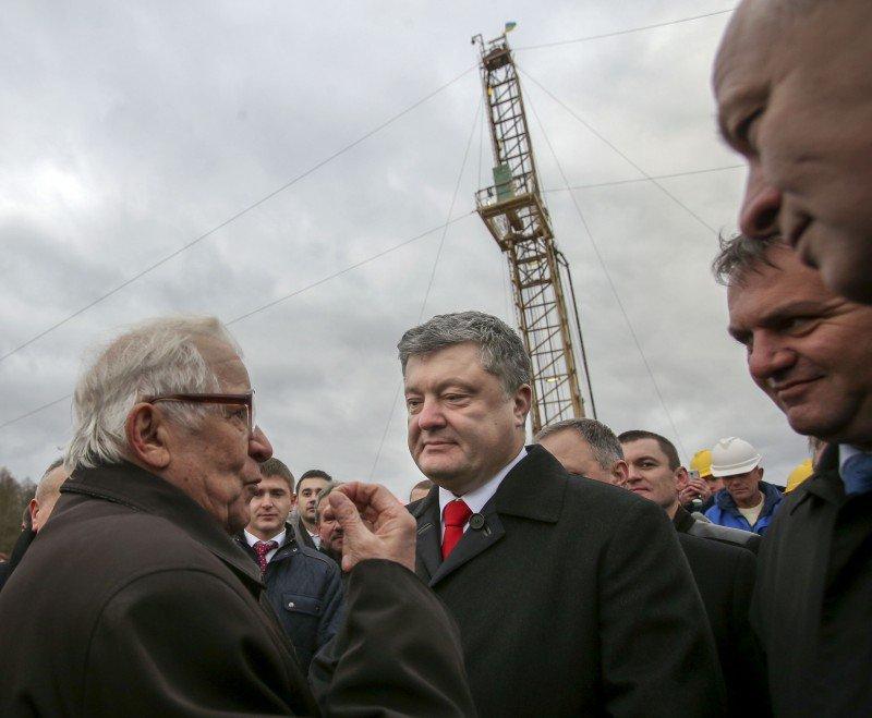 На Львівщині знайшли газ,а у нас?