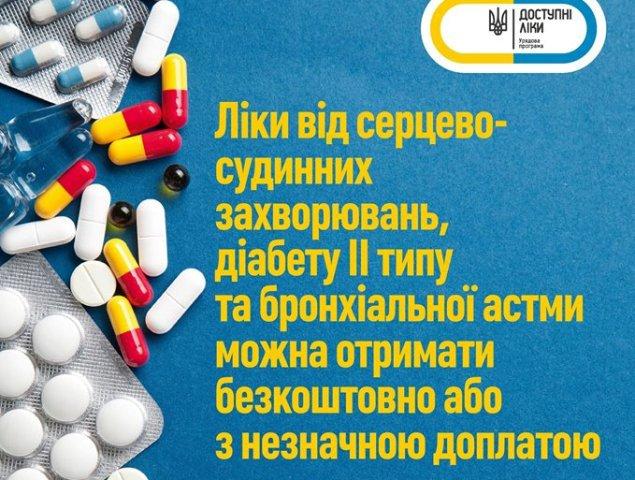 ВОлександрії 26 аптек зголосилися працювати запрограмою «Доступні ліки»
