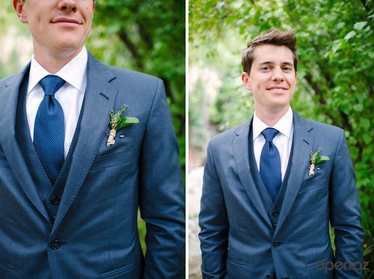 Сорочка и галстук для свадьбы
