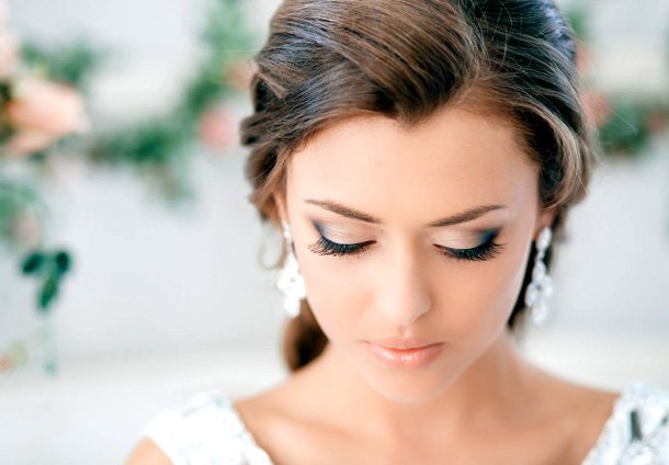 4dda9eb2343d6f Тренди макіяжу для наречених 2017 [ТОП-5]. Весільні тренди ...