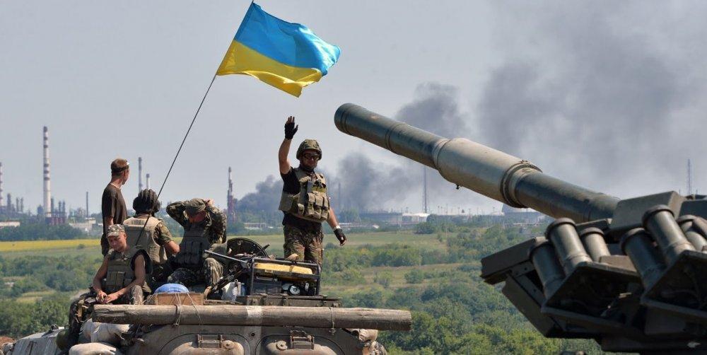 18 обстрілів бойовиків тадвоє травмованих українських бійців. Хроніка АТО