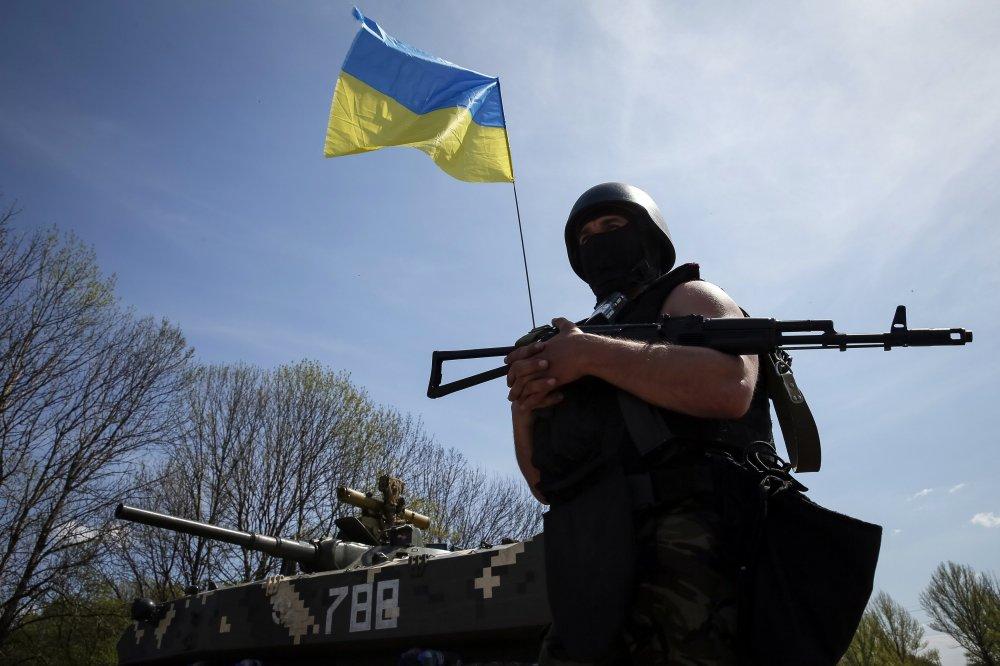 Штаб АТО: Бойовики 23 рази обстріляли позиції ЗСУ наДонбасі