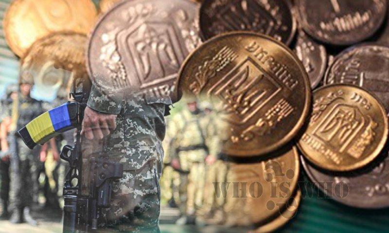 Прикарпатці сплатили близько 290 мільйонів гривень військового збору