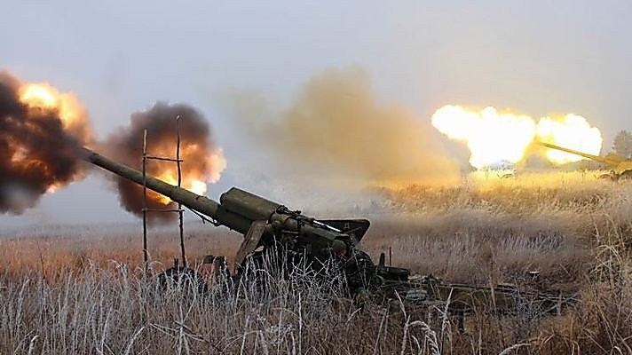 12 обстрілів від опівночі, бойовики зосередили вогонь наДонецькому напрямку— АТО
