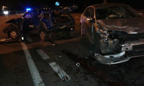 На Рівненщині нетверезий водій спричинив ДТП є постраждал
