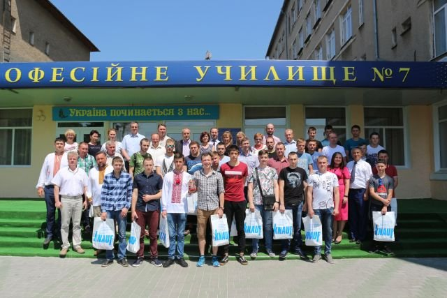 Рівненські учні вибороли ІІІ місце на Всеукраїнському конкурсі